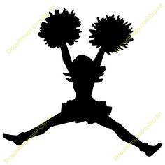 free clip art cheer cheerleader clip art vector clip art online rh pinterest com cheerleader clipart images free male cheerleader clipart images