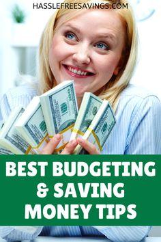 Best Budgeting And Saving Money Tips Budgeting Finances, Budgeting Tips, Money Tips, Money Saving Tips, Money Hacks, Money Saving Challenge, Investing Money, Finance Tips, Personal Finance