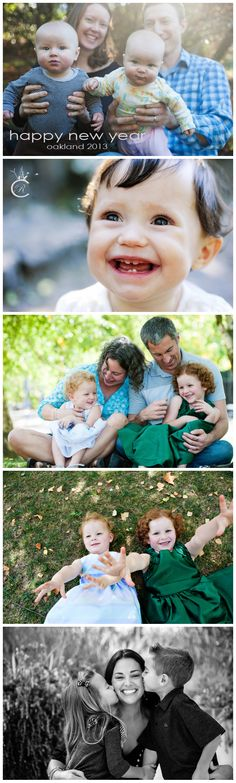 Outdoors family portraits | Carrie Richards Photography | Twins | Cute Kids