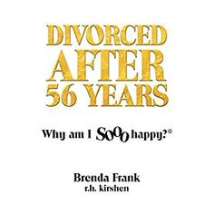 #Book Review of #DivorcedAfter56YearsWhyAmISoooHappy from #ReadersFavorite - https://readersfavorite.com/book-review/divorced-after-56-years-why-am-i-sooo-happy  Reviewed by Lucinda E Clarke for Readers' Favorite  Divorced After 56 Years: Why Am I Sooo Happy? is written by Brenda Frank. The author describes this book as a primer, and Divorced After 56 Years - at 156 pages - is indeed a short book. She describes how she felt after 56 years being served with her divor...