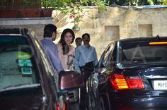 Kareena Kapoor Khan & Saif Ali Khan at Shashi Kapoor's brunch | PINKVILLA