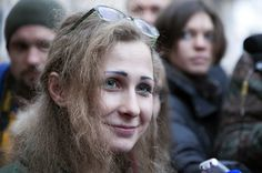 Freed Pussy Riot member: 'This is not an amnesty. This is a hoax and a PR move.'