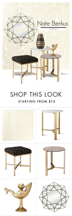 """""""Nate Berkus collection... (Wish Australian Target stores had classy decor)"""" by gloriettequartet ❤ liked on Polyvore featuring interior, interiors, interior design, home, home decor, interior decorating, Laura Ashley and Nate Berkus"""