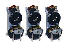 3 - Vendo (Black disk) Vending machine motors, fits 407,450, 475 - FREE SHIPPING #Vendo