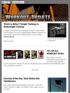 Check out my upcoming UK Sandbag Training Masterclass (£99) featured in the My Mad Methods Newsletter