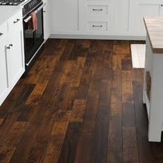 London 7 1 2 Quot Engineered Hickory Hardwood Flooring In 2019