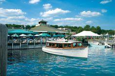 Stafford's Pier Restaurant, 102 E. Bay St., Harbor Springs, MI  49740   231-526-6201