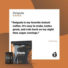 Delgada provides the body with key nutrients and promotes a healthy appetite.☕🖤 #productreview #coffee #delgada #health #wellness #tlchqu Sugar Cravings, Night Time, Breastfeeding, Drugs, Health Care, The Cure, Wellness, Key, Coffee