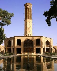 #Dolatabad #Garden, #Yazd, #Iran | #SurfingPersia