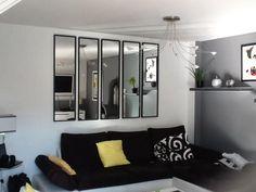 Photos décoration de Salon, salle à manger Moderne/Design Contemporain Gris Blanc de goudig22