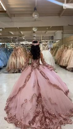 Xv Dresses, Quince Dresses, Ball Gown Dresses, Mexican Quinceanera Dresses, Rose Gold Quinceanera Dresses, Wedding Dresses, Sweet 15 Dresses, Princess Ball Gowns, Fantasy Dress