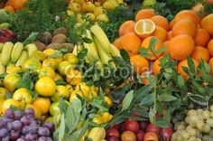 Früchte und Obst