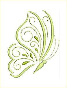 Grand Sewing Embroidery Designs At Home Ideas. Beauteous Finished Sewing Embroidery Designs At Home Ideas. Butterfly Embroidery, Silk Ribbon Embroidery, Embroidery Thread, Embroidery Jewelry, Embroidery Digitizing, Sashiko Embroidery, Embroidery Software, Embroidery Fashion, Sewing Machine Embroidery