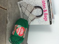 Red Heart Holiday Yarn and Book Bundle