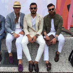 Dapper Gents Club | D.G.C. — #Pitti90 Gents   @elducasalvatore...