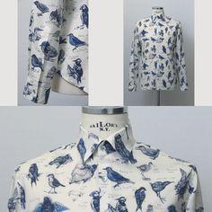 My favourite fabric from Liberty collection. #Myliberty#libertyfabric - Thanks to @hegeduszsanett! #myliberty