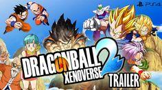 Dragon Ball Xenoverse 2 PS4 Trailer 1080 60fps
