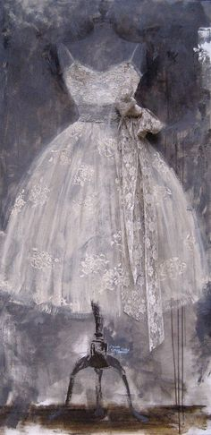 Andrea Stajan-Ferkul: Chantilly Lace