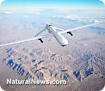 Virginia governor backs domestic spy drones for police use