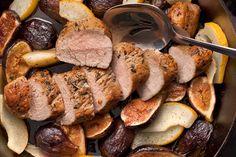 Easy Roasted Pork Tenderloin