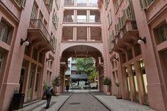 Casa de Cultura Mario Quintana em Porto Alegre-RS. Site da CCMQ: http://www.ccmq.com.br/