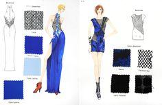 Fashion Design Portfolio, Fashion Design Sketches, Sketch Fashion, Student Fashion, College Fashion, Fashion Illustration Tutorial, Fashion Illustrations, All Fashion, Spring Fashion