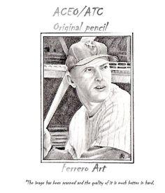 ORIGINAL PENCIL ACEO sketch card. Mickey Batle por FerreroArt