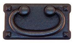 6048 Mission Style Drawer Pull - Large   OPHH