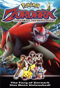 pokemon zoroark master of illusions - Google Search