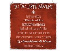 XL Shabby Vintage Schild Dekoschild TO-DO LISTE ADVENT Geschenk Dekoration Weihnachten Winter INTERLUXE http://www.amazon.de/dp/B015XXIY7Y/ref=cm_sw_r_pi_dp_E30lwb1R8JAED