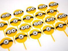 Mini Toppers Minions