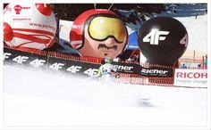 Jeszcze trochę zimy wiosną :) Alpejskie Mistrzostwa Polski - slalom gigant kwiecień 2016 www.poltent.pl