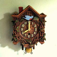miniature 1930'2 Lux Clock Mfg., Co.