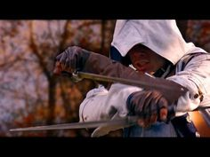 New Corridor Digital Film : Assassin's Creed 3 Assassins Creed 3, Parkour, Assassin's Creed Videos, All Assassin's Creed, Computer Video Games, Video Game Trailer, Cinematic Trailer, Sci Fi Comics