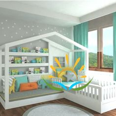#beds #Decorate #DIY #Girls #Ideas #nursery