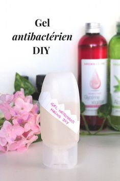 gel diy - gel before and after - gel - gel videos - gel results - gel before and after videos - gel diy Homemade Beauty Products, Diy Cleaning Products, Diy Bathroom Cleaner, Homemade Biscuits, Home Made Soap, Deodorant, Diy Beauty, Green Flowers, Bottle