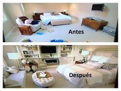 antes y despues en remodelacion de casas - Buscar con Google