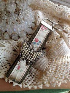 Key Fobs~Vintage style!!