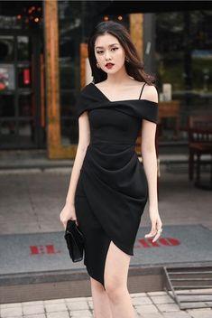 Stylish Dresses, Elegant Dresses, Cute Dresses, Beautiful Dresses, Fashion Dresses, Classy Dress, Classy Outfits, Stylish Outfits, Evening Outfits