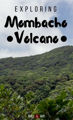 Exploring Mombacho Volcano in Nicaragua