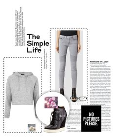 """the simple life do"" by mayal-2 ❤ liked on Polyvore"