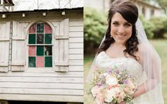 South Louisiana Bridal Portraits : Windrush Gardens & Rural Life Museum : Kaylie Nicole Photography