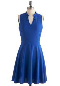 Crisscross off Your List Dress | Mod Retro Vintage Dresses | ModCloth.com