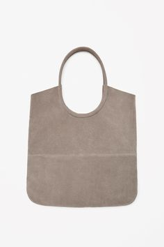 Made from soft unlined suede, this large shopper-style bag has rounded  handles that can also be worn over the shoulder. Inside, it has a single  main ... 092623d5212