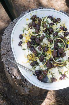 Feta Oregano Salad | 101 Cookbooks