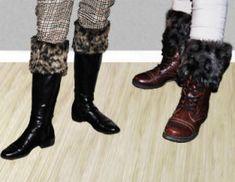 Boot Cuff Tutorial