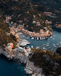 """Italy • Travel • Passion on Instagram: """"▪ Morning scenery with a panoramic view of the iconic Portofino Bay, Italy ✨ •••••••••••••••••••••••••••• ▪ Have you ever visited…"""" Cruise Italy, Sailing Cruises, Boat Rental, Vacation Pictures, Beach Town, Amalfi Coast, Historical Sites, Sicily, Small Towns"""
