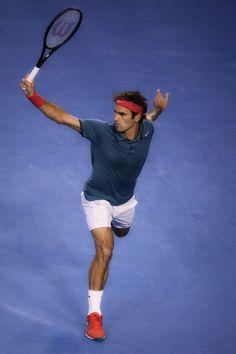 Roger Federer - Australian Open 2014