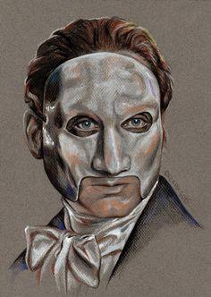 Phantom of the opera, Charles Dance as Erik