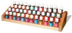 store massage oils tier